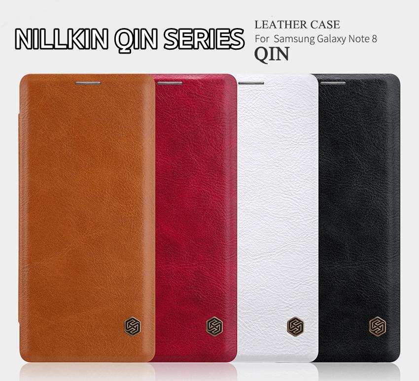 Nillkin QIN Leather Case (Galaxy Note 8 N950)