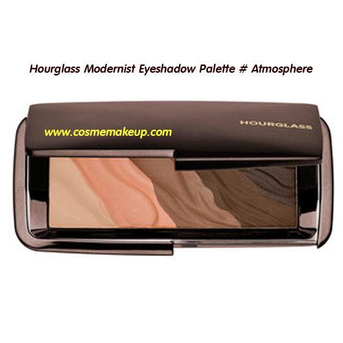 ลดพิเศษ (ส่งฟรีEMS) Hourglass Modernist Eyeshadow Palette สี Atmosphere (Cool Neutrals) อายแชร์โดว์ชนิด baked และอัดด้วยมือให้สีคงทน เด่นชัด ด้วยพิกเม้นต์และเนื้อผลิตภัณฑ์ ตัว packaing ก็ยังทำออกมาได้ดีหรูหรา
