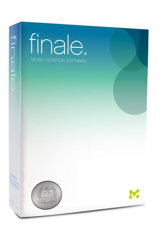 MakeMusic Finale 2014.5