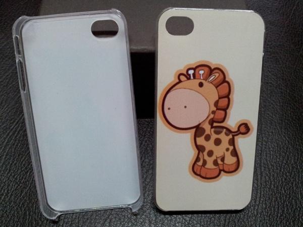 case iphone 4/4s พลาสติก 5