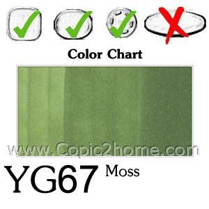 YG67 - Moss