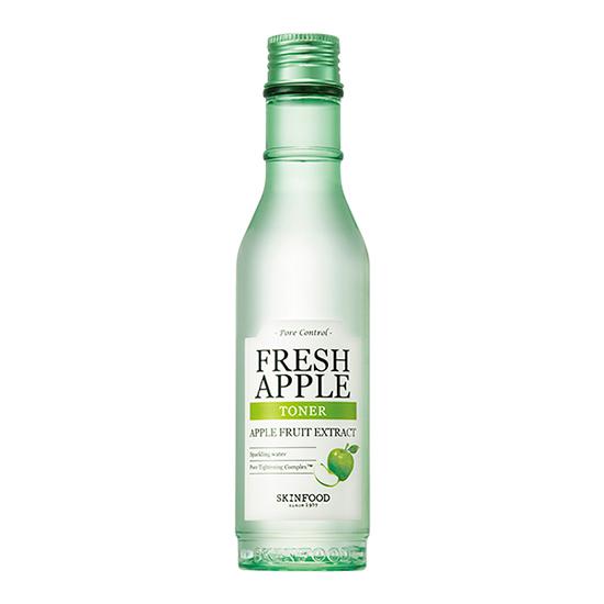 Skinfood Fresh Apple Toner 180 ml.