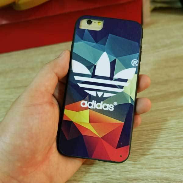 เคส Adidas ไอโฟน 5/5s/SE ลายพิมพ์นูน