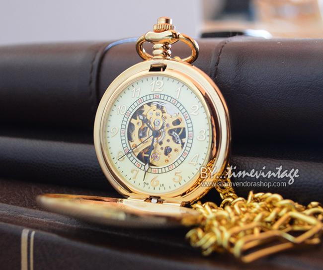 นาฬิกาของขวัญพรีเมียมปีใหม่หรู