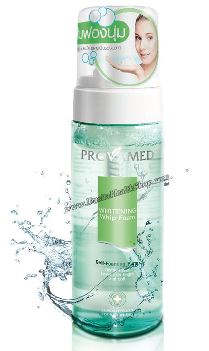 PROVAMED WHITENING WHIP FOAM 175 ML