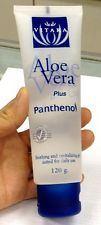 vitara aloeVera Gel Plus Panthenol120g.(ส่งฟรีEMS)