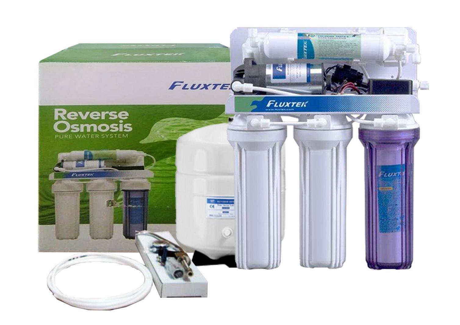 เครื่องกรองน้ำระบบ RO 75 G. Brand Fluxtek