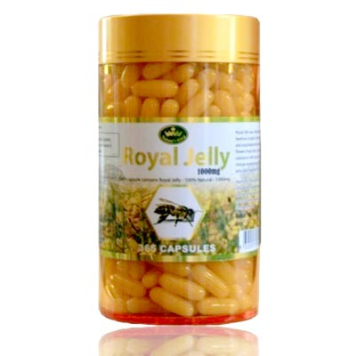 Nature King Royal Jelly เนเจอร์ คิง รอยัล เจลลี่ นมผึ้ง นำเข้าจากออสเตรเลีย