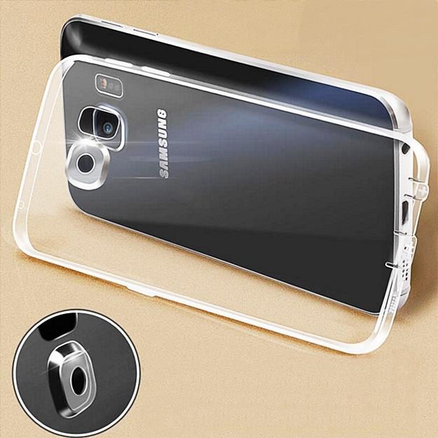 (พร้อมส่ง)เคสมือถือซัมซุง Case Samsung Galaxy S7 Edge เคสนิ่มใสสุดฮิตออกแบบสำหรับกันเลนส์เป็นรอย