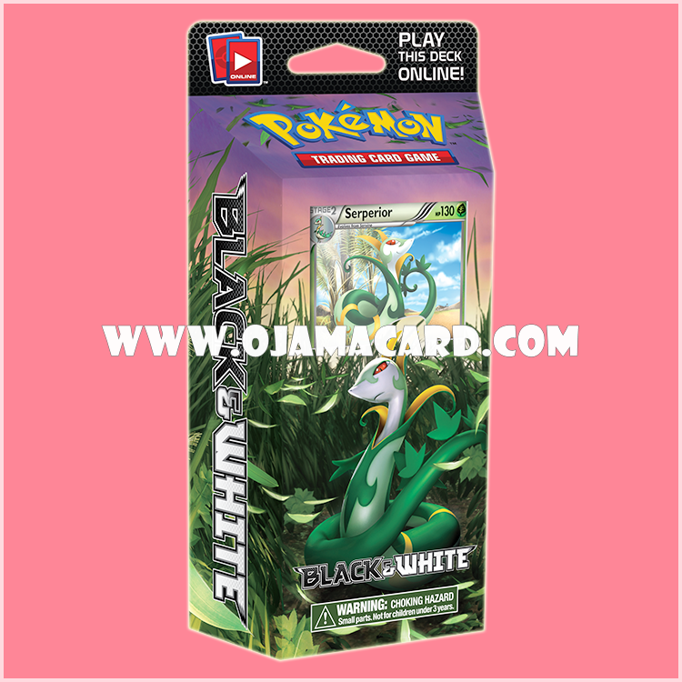Pokémon TCG Black & White : Green Tornado Theme Deck