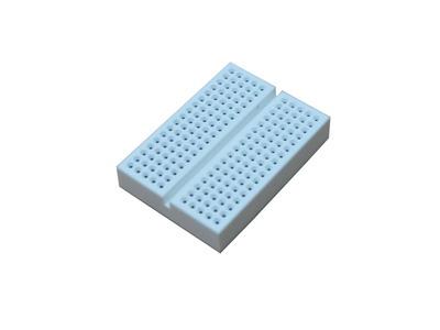 Breadboard 170 holes สีขาว