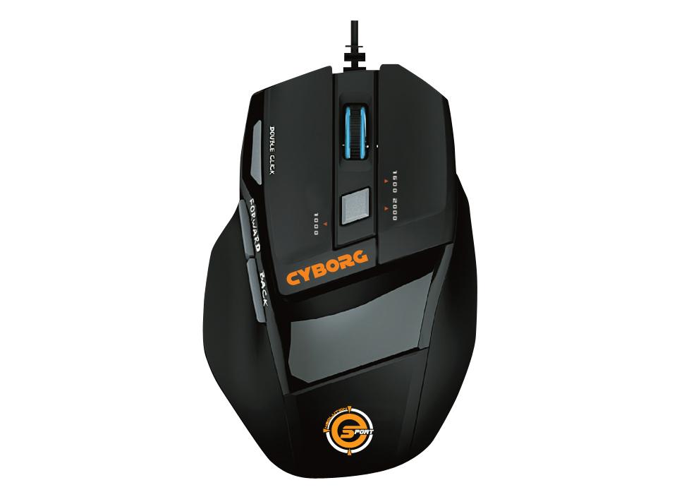 E-Sport Cyborg