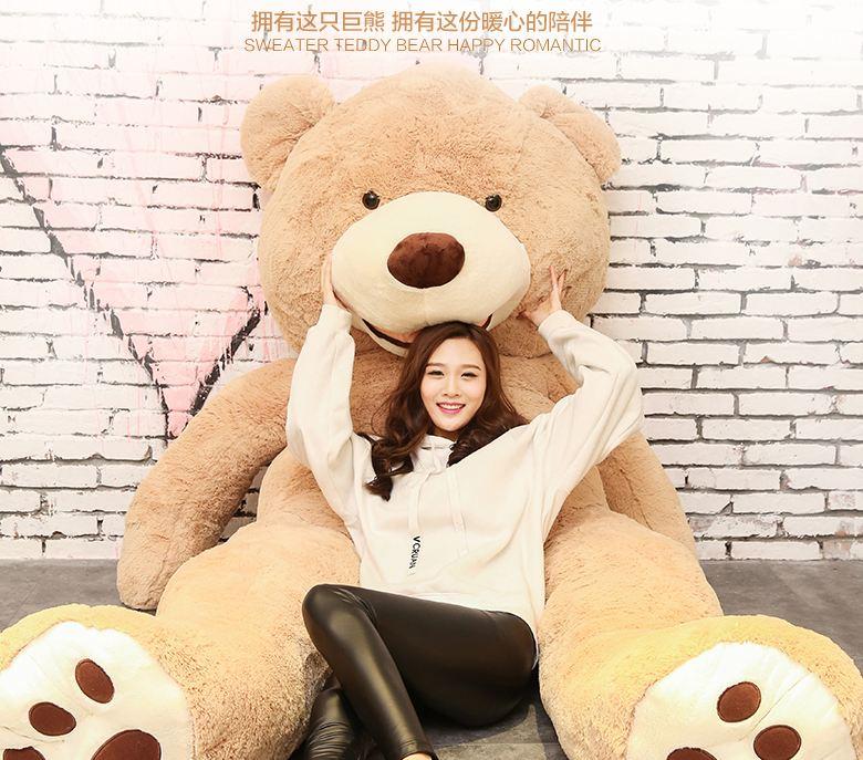 ตุ๊กตาหมีสก็อตต์ Scott Bear ไซส์ 1.6 เมตร