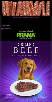 Prama เนื้อย่าง 70g
