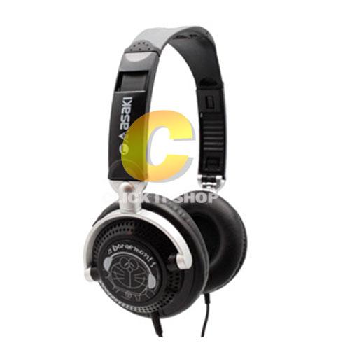 Small Talk Headphone 'asaki' (A-DME21) Black