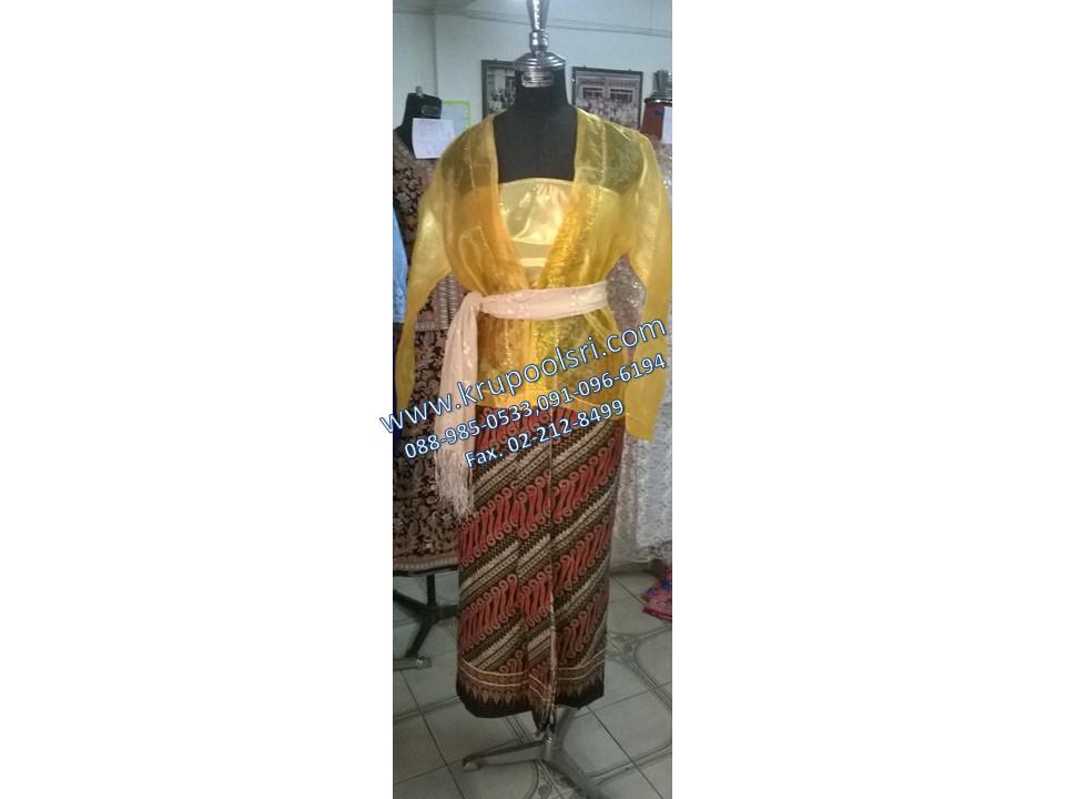 ชุดอินโดนีเซีย หญิง - 08