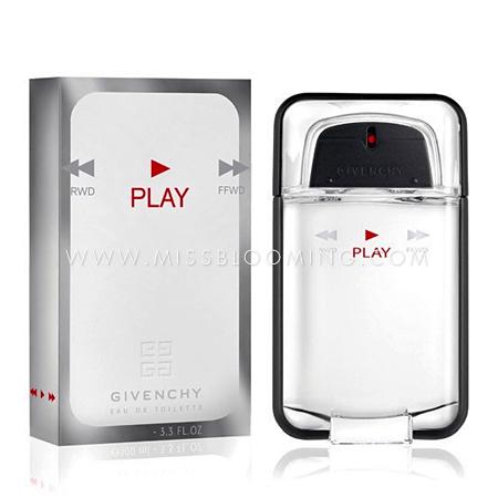 น้ำหอม Givenchy Play for Him 100ml l Tester กล่องขาว