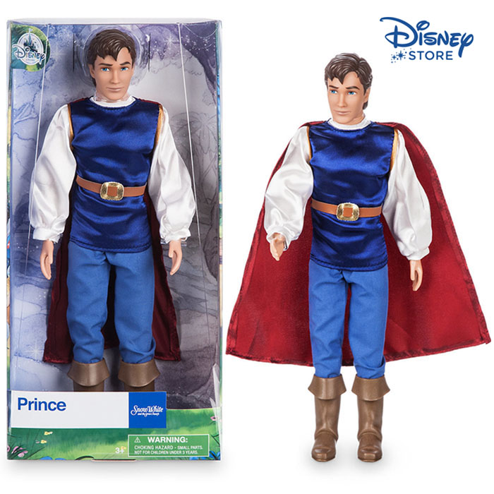 ฮ The Prince Classic Doll - Snow White and the Seven Dwarfs - 12'' ของแท้ นำเข้าจากอเมริกา