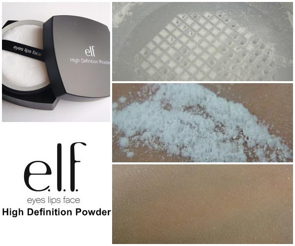 **พร้อมส่งค่ะ** e.l.f. Studio High Definition Powder