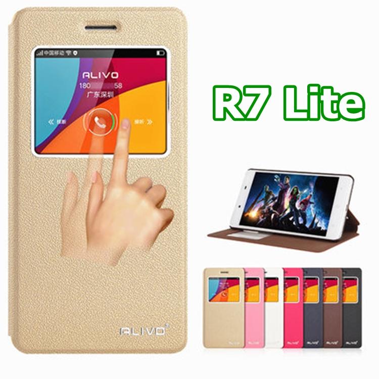 เคส Oppo R7 Lite - ALIVO Diary Caseเคสฝาพับหนังเทียม[Pre-Order]