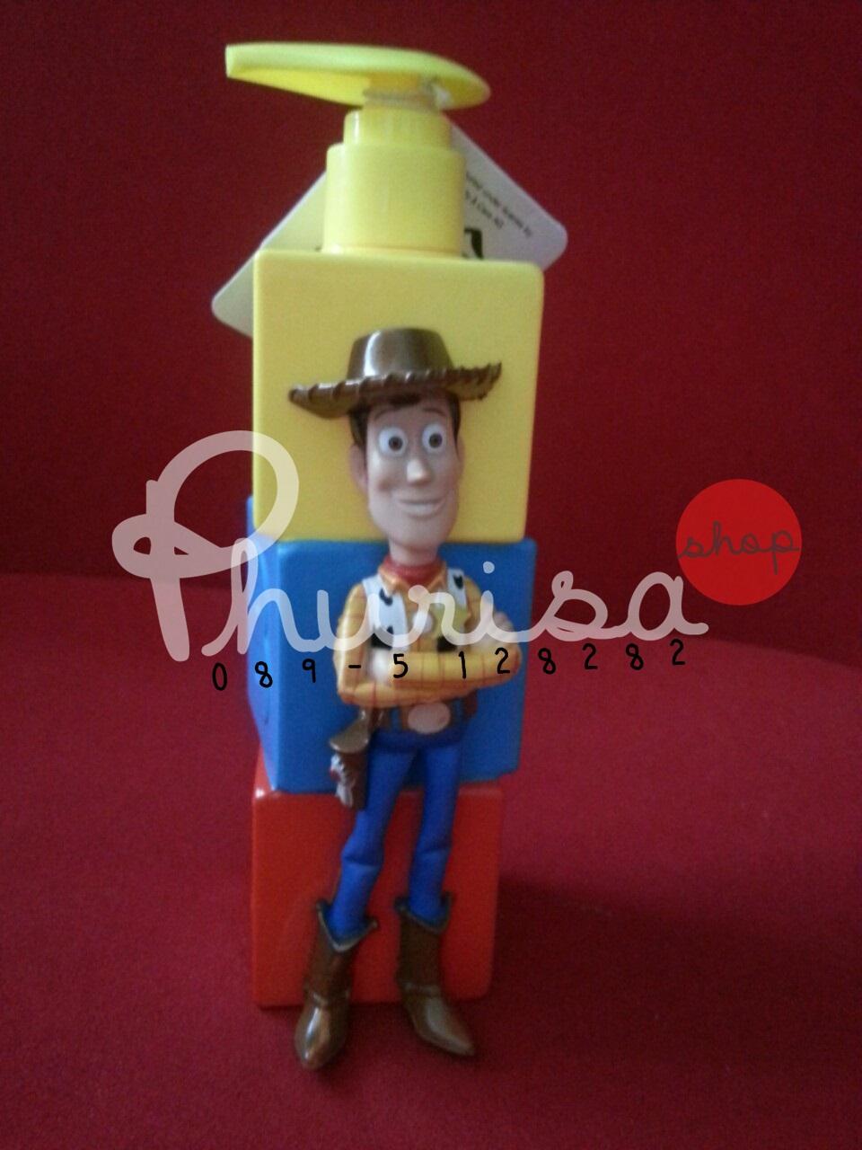 """ยอดนิยม! ครีมอาบนําเด็ก ลาย """"Toy Story 3D"""""""