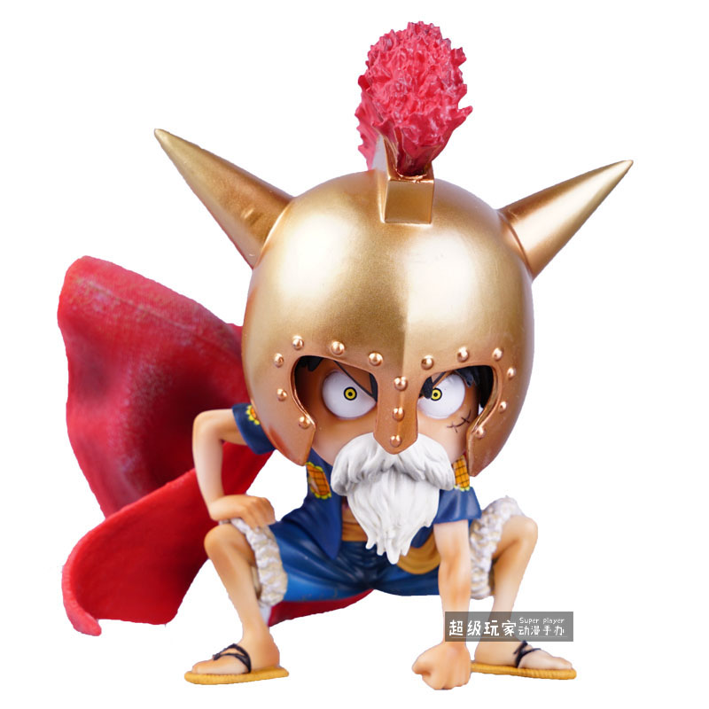 Gladiator Luffy - One Piece Figure