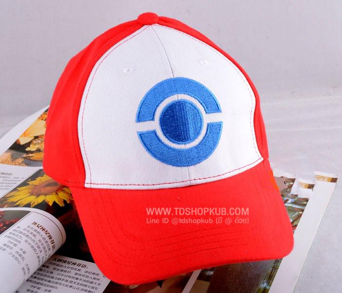หมวกซาโตชิ โปเกม่อน (แบบที่ 3)