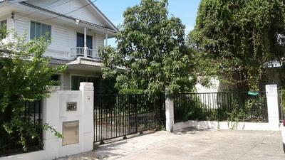 H644 ขาย บ้านเดี่ยว 59.8 ตร.วา ม.ชัยพฤกษ์ บางนา2 ถนนบางนาตราด ใกล้มหาวิทยาลัยเอแบค2 ,เมกกะบางนา