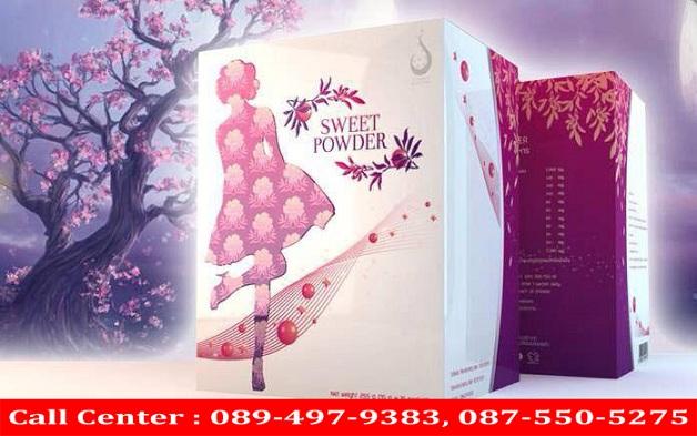สวีทพาวเดอร์ Sweet Powder อาหารเสริมสำหรับผู้หญิง
