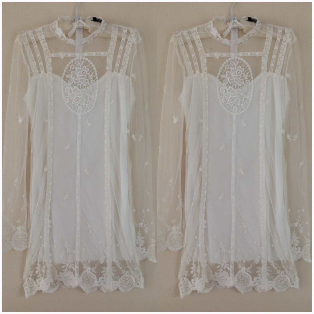 Upper West LACE size S